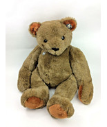 "GUND Teddy Bear Gunderbear Plush 1983 Collectors Classics JUMBO 33"" Tags... - $193.32"