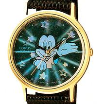 Mickey Rainbow Hologram Very Rare Disney Lorus New Unworn Watch RMF650 J... - $147.36