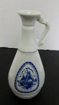 Liquor Bottle Jim Beam Beam's Choice Decanter Ships Windmill VTG 1963 De... - $16.71