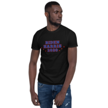 Biden Harris T-shirt / Biden Harris Short-Sleeve Unisex T-Shirt image 6