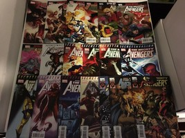 The Mighty Avengers #9-27 Marvel Comic Book Lot Run Of 19 2008-09 NM/M C... - $25.47
