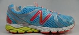 New Balance 870 V3 Talla Us 8M (B) Eu 39 Mujer Zapatillas para Correr Azul Rosa