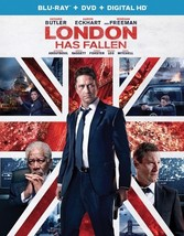 London Has Fallen (Blu Ray/DVD W/Digital Hd)