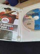 Nintendo Wii Tiger Woods PGA Tour 08 image 2
