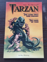 Tarzan The Land That Time Forgot & The Pool of Time Softcover Graphic Novel - $18.00