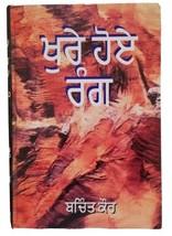 Khuray Hoay Rang ਖੁਰੇ ਹੋਏ ਰੰਗ ਬਚਿੰਤ ਕੌੇਰ Punjabi Short Stories Bachint K... - $15.12