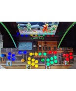 Add on Mod service for 4 player Arcade1up TMNT - $99.00