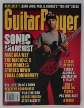 """Tom Morello Signed Autographed Complete """"Guitar Player"""" Magazine - $49.99"""