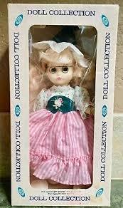 Primary image for Mother Goose Nursery Tales Doll Collection - Ideal , 1983 - Collectible/Like New