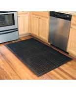 Anti Fatigue Kitchen Floor Mat Non Skid No Slip Rubber Pad Concrete Cush... - $49.49