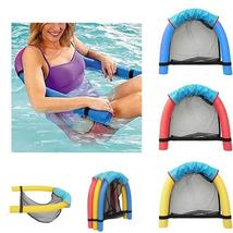 Swimming Floating Chair Pool Kid Adult Bed Seat Water Float Ring Lightwe... - $13.99