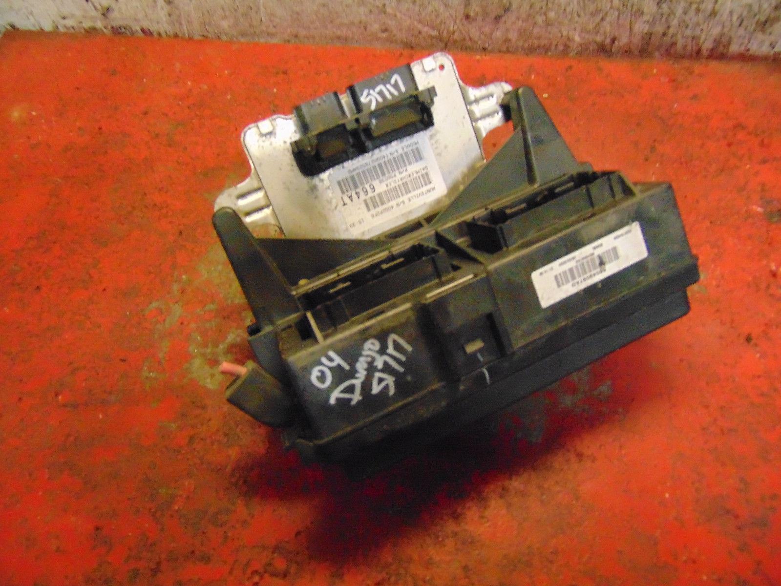 04 Durango Engine Compartment Fuse Box Diy Enthusiasts Wiring 05 Dodge And Similar Items Rh Bonanza Com Noise 99