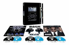 Men in Black Trilogy [4K Ultra HD + Blu-ray, 2017]