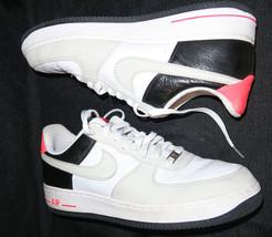 Air Infrared 318775 2008 Premium Force Nike EUC 12 90 Low 101 White Men's One BTq4TR1