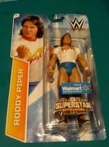 WWE Mattel Lot Of Superstar Entrances  Rowdy Roddy Piper MOC - $29.99