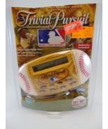 Trivial Pursuit Handheld Electronic Game MLB baseball  Toys R Us 1999 - $24.99