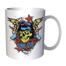 Zombie Star Beautiful Skull New 11oz Mug z173 - $10.83