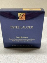 Estee Lauder Double Wear Stay in Place Matte Powder Foundation- #3C1 Dusk - $36.93