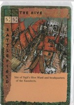 Two The Hive - Blood Wars Collectible Card Game - TSR - Battlefield - 1993. - $0.97