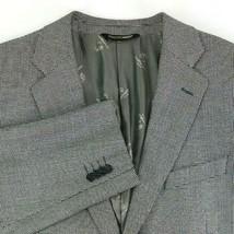 Prontomoda Italia Sport Coat Size 44 Regular Silk / Wool / Cashmere Two ... - $50.44