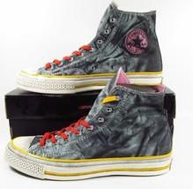 Converse Andy Warhol Chuck Taylor 70 Hi Abstract GREEN 150141C 10 MEN RARE! - $110.00