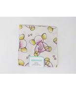 #173 100% Cotton Pre Cut Fat Quarter - Pink Elephants  - $5.99