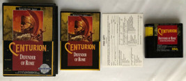 Centurion Defender of Rome (Sega Genesis 1991) COMPLETE in Box Game Cart... - $19.50