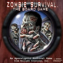 Twilight Creations The Zombie Survival Board Game - $64.06