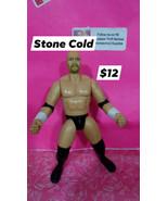 WWE Stone Cold Steve Austin wrestling action figure!  - $12.00