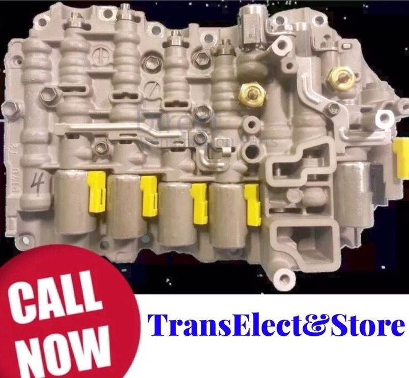 VW JETTA BEETLE 6 Speed VALVE BODY, 09G , TF60SN, 09M, 09K With All  Electronics
