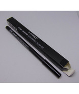 M.A.C EYE KOHL Eyeliner Pencil  Smolder Black 0.05oz./1.45g NIB - $11.78