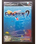 NEW SEALED Everblue 2 (Sony PlayStation 2, 2003) Ever Blue 2 rare game Y... - $39.89