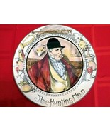 """PLATE Royal Doulton 'The Hunting Man' Professionals Series 10 1/2"""" D6282... - $29.24"""