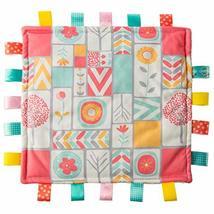 Taggies Original Blanket, 12 x 12-Inches, Comfy Color Blocks - $18.95
