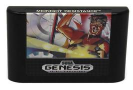 Midnight Resistance (Sega Genesis, 1991) Video Game Cart only - $19.79