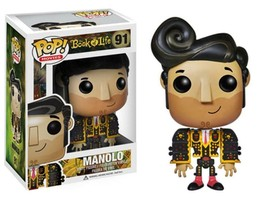 New Funko POP! Movies Book Of Life Manolo Vinyl Figure - $21.77