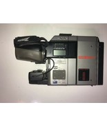 Zenith VM 7100 VHS Video Camera Camcorder and Other items Parts / Repair - $32.71