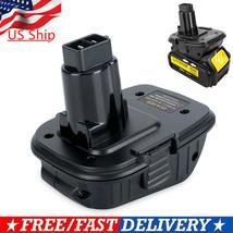 DCA1820 Battery Adapter Converter For DEWALT 18Volt to 20V Max Lithium Ion Tools - $33.00