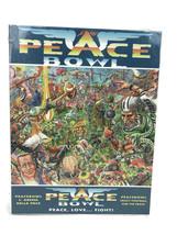 Peace Bowl L'Arena Della Pace Soccer Crazy Football Board Game Italy Eur... - $42.11