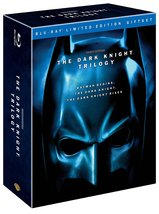 Dark Knight Trilogy(Blu-ray Disc, 2012, 5-Disc Set, Limited Edition)