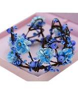 The Bride Adorn Article Female Simulation Wreath Crown Crown Headdress(B... - $22.26