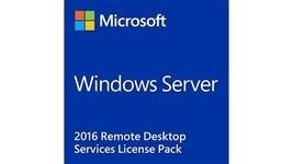 Windows Server 2016 Remote Desktop Services Device CAL 50 Client - $95.00