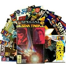 Star Trek Comic Book Lot 12 Issues Marvel DC VF NM TNG DS9 Classic Kirk Picard - $19.75