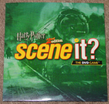 SCENE IT DVD GAME HARRY POTTER 2ND EDITION DELUXE 2007 SCREENLIFE MATTEL COMPLET image 7