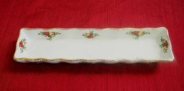 NEW - Royal Albert Old Country Roses Cracker Tray - $29.69