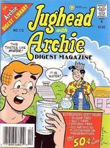 Jughead with Archie, #112 (Comic Digest) [Comic] [Jan 01, 1992] ARCHIE DIGEST LI - $28.72