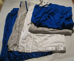 Men's Jogging Shorts 100% Polyester 100 Pc S M L XL Heavy Weight 2 Pocket  - $399.00