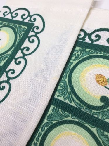 Kay Dee Designs Linen Kitchen Dish Guest Finger Tea Towel Pineapple Fruit Yellow image 11