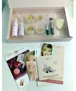 Sheer Cover Kit Mineral Foundation Finish. Powder Concealer Cleanse Mois... - $49.08