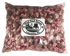 Bulk Caramel Creams 8lb Bag Individually Wrapped Candy - $62.38